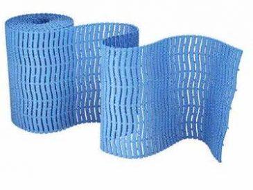 Tapete Wavematt 60 cm Azul