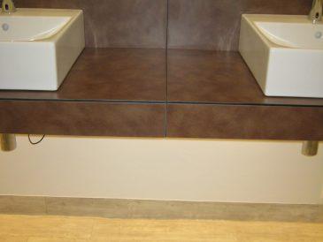 Cabines e Bancadas Fenólicas, projeto personalizado - Beiersdorf – Nivea
