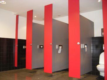 Cabines Fenólicas Suspensas - Administração do Porto de Lisboa