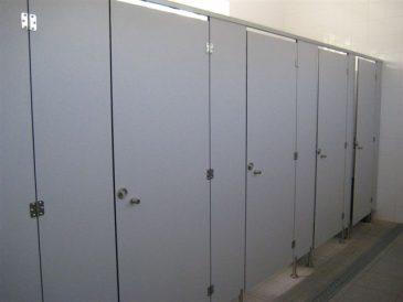 Cabines Fenólicas Sanitárias - IPODEC