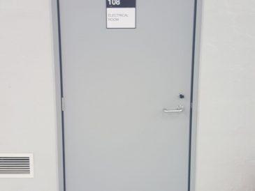 Base das Lajes - Portas Fenólicas 43mm