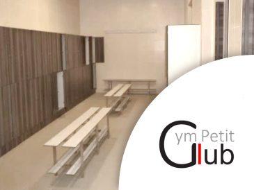 Ginásio Petit Gym Club | Mestria - Compactos Fenólicos