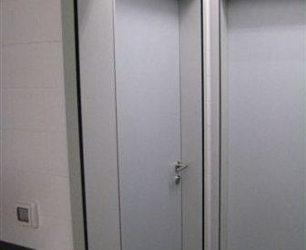 Portas Fenólicas - Lar João Paulo II