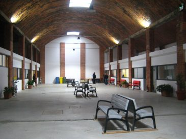 Oficinas da Câmara Municipal de Torres Vedras