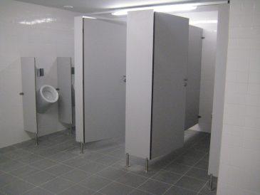 Cabines Sanitárias e Mictórios Fenólicos