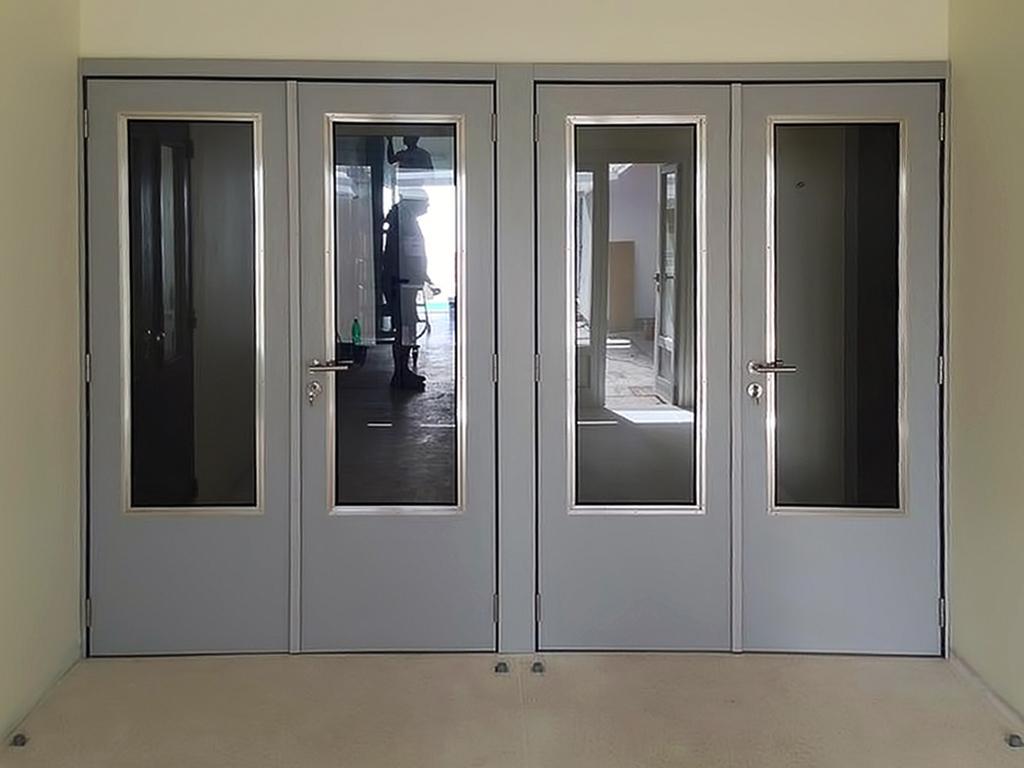 Portas Fenólicas – Centro Sagrada Família, Algés
