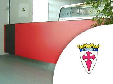 Balcão Fenólico, Grupo Desportivo de Sesimbra | Mestria - Compactos Fenólicos