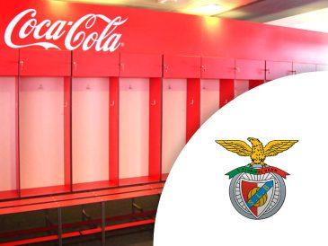 Sport Lisboa e Benfica - Cacifos Desportivos | Mestria - Compactos Fenólicos, Lda.