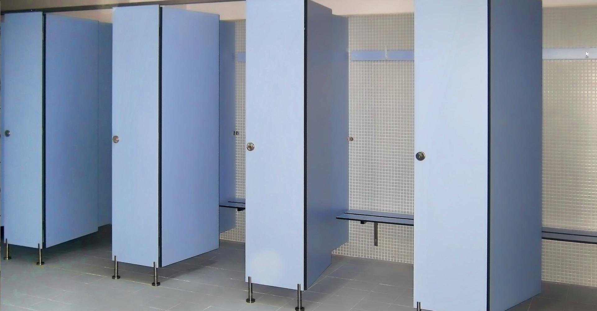 Cabins Stratifiées Bleu