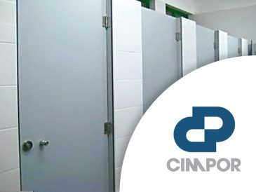Cabines Sanitárias Fenólicas - Cimpor