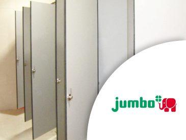 Jumbo Cabines Sanitarias